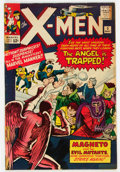 Silver Age (1956-1969):Superhero, X-Men #5 (Marvel, 1964) Condition: VG-....