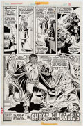 Original Comic Art:Panel Pages, Ross Andru and Mike Esposito with Dave Hunt The Amazing Spider-Man #156 Story Page 18 Original Art (Marvel Comics,...