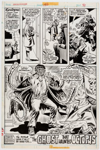Ross Andru and Mike Esposito with Dave Hunt The Amazing Spider-Man #156 Story Page 18 Original Art (Marvel Comics