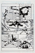 Original Comic Art:Panel Pages, Ron Frenz and Bob McLeod Webspinners: Tales of Spider-Man #18 Original Art (Marvel, 2000)....