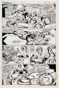 Gil Kane and Mike Esposito Giant-Size Super-Heroes #1 Story Page 14 Original Art (Marvel Comics, 1975)