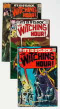Bronze Age (1970-1979):Horror, The Witching Hour Group of 58 (DC, 1969-78) Condition: AverageVG.... (Total: 58 Comic Books)