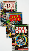 Bronze Age (1970-1979):Science Fiction, Star Wars #1-10 Group(Marvel, 1977-78) Condition: Average VF/NM.... (Total: 10 )