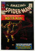 Silver Age (1956-1969):Superhero, The Amazing Spider-Man #28 (Marvel, 1965) Condition: VG-....