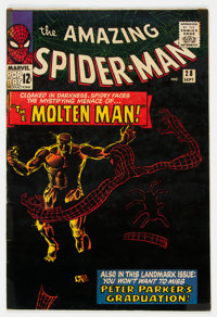 The Amazing Spider-Man #28 (Marvel, 1965) Condition: VG-