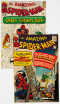 Silver Age (1956-1969):Superhero, The Amazing Spider-Man #18 and 19 Group (Marvel, 1964) Condition:Average VG+.... (Total: 2 Comic Books)