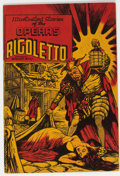 Golden Age (1938-1955):Miscellaneous, Illustrated Stories of the Operas #nn Rigoletto (Baily Publication, 1943) Condition: VG+....