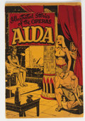 Golden Age (1938-1955):Miscellaneous, Illustrated Stories of the Operas #nn Aida (Baily Publication, 1943) Condition: VG....