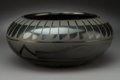 American Indian Art:Pottery, A San Ildefonso Blackware Jar . Marvin and Frances Martinez. c. 2015...