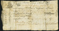 Colonial Notes:Virginia, Virginia July 17, 1775 20s Fine-Very Fine.. ...