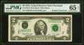 Error Notes:Doubled Third Printing, Fr. 1935-D $2 1976 Federal Reserve Note. PMG Gem Uncirculated 65 EPQ.. ...