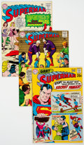 Silver Age (1956-1969):Superhero, Superman Group of 36 (DC, 1965-79) Condition: Average VF....(Total: 36 )