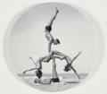 Collectible:Contemporary, Jeff Koons X Bernardaud. WOW (Works on Whatever), 2011. Porcelain plate. 10-1/2 inches (26.7 cm) diameter. Edition of 70...