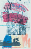 Prints & Multiples:Print, Robert Rauschenberg (b. 1925-2008). ROCI, 1990. Offset print in colors on paper. 37-3/4 x 24-3/4 inches (95.9 x 62.9 cm)...