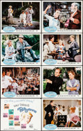 "Movie Posters:Comedy, Pollyanna (Buena Vista, 1960). Very Fine-. Lobby Card Set of 8 (11""X 14""). Comedy.. ... (Total: 8 Items)"