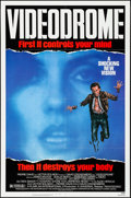 """Movie Posters:Fantasy, Videodrome & Other Lot (Universal, 1983). Folded and Rolled,Very Fine+. One Sheet (27"""" X 41"""") & Poster (19"""" X 27"""").Fantasy... (Total: 2 Items)"""