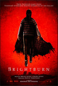 "Movie Posters:Horror, Brightburn (Sony, 2019). Rolled, Very Fine/Near Mint. One Sheet(27"" X 40"") SS Advance. Horror.. ..."