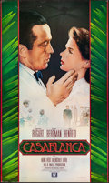 "Movie Posters:Academy Award Winners, Casablanca (20th Century Fox Video, R-1981). Rolled, Very Fine-. Video Poster (21.5"" X 36"") Dudek Laslo Artwork. Academy Awa..."