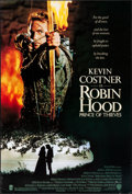 "Robin Hood: Prince of Thieves (Warner Brothers, 1991). Rolled, Very Fine-. One Sheet (27"" X 40"") SS. Adventure..."
