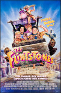 Movie Posters:Comedy, The Flintstones & Other (Universal, 1994). Folded, Very Fi...