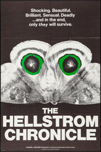 "The Hellstrom Chronicle & Other Lot (20th Century Fox, 1971). Folded, Overall: Very Fine-. One Sheets (3) (27""..."