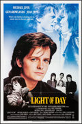 "Movie Posters:Drama, Light of Day & Other Lot (Tri-Star, 1987). Folded, Overall: Very Fine-. One Sheets (5) (27"" X 41"" & 27"" X 40"") SS. Drama.. ... (Total: 5 Items)"