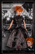 "Movie Posters:Comedy, Lucille Ball (Mattel, 2008). Fine/Very Fine. Collectable Barbie inOriginal Packaging (8"" X 3.5"" X 13""). Comedy.. ..."