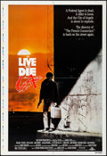 """Movie Posters:Action, To Live and Die in L.A. & Other Lot (MGM/UA, 1985). Folded, Very Fine-. Printer's Proof One Sheets (2) (28"""" X 41""""). Action.... (Total: 2 Items)"""