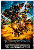 "Movie Posters:Action, Transformers: Revenge of the Fallen (Paramount, 2009). Rolled, VeryFine+. Printer's Proof One Sheets (2) (28"" X 41"") SS Adv... (Total:2 Items)"