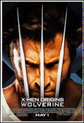 "Movie Posters:Science Fiction, X-Men Origins: Wolverine (20th Century Fox, 2009). Rolled, NearMint. Printer's Proof One Sheet (28"" X 41"") DS Advance. Scie..."
