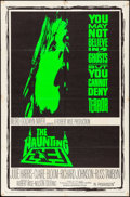 """Movie Posters:Horror, The Haunting (MGM, 1963). Folded, Fine/Very Fine. One Sheet (27"""" X41""""). Horror.. ..."""