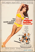 "Movie Posters:Comedy, The Biggest Bundle of Them All (MGM, 1968). Rolled, Fine/Very Fine. Poster (40"" X 60""). Robert E. McGinnis Artwork. Comedy...."