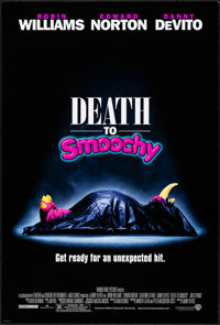 """Death to Smoochy (Warner Brothers, 2002). Rolled, Very Fine+. One Sheets (12) Identical (27"""" X 40"""") DS. Comedy..."""