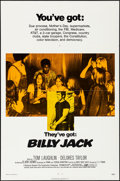"Movie Posters:Action, Billy Jack (Warner Brothers, 1971). Folded, Very Fine. One Sheet (27"" X 41""). Action.. ..."