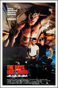 """The Boys Next Door & Other Lot (Anchor Bay Entertainment, 1985). Folded, Very Fine+. One Sheets (3) (27"""" X..."""