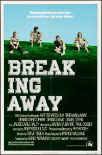 "Breaking Away & Other Lot (20th Century Fox, 1979). Folded, Very Fine-. One Sheets (3) (27"" X 41""). Sp..."