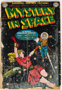 Mystery in Space #1 (DC, 1951) Condition: PR