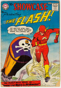 Showcase #13 The Flash (DC, 1958) Condition: FR