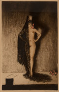 Prints & Multiples:Print, Louis Justin Laurent Icart (French/American, 1888-1950). Conchita, 1929. Etching in colors on paper. 20-3/4 x 13-3/4 inc...