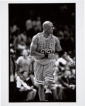 Basketball Collectibles:Photos, 1993 Michael Jordan Original Photograph, PSA/DNA Type 1. ...