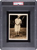Baseball Collectibles:Photos, 1928 Ty Cobb Original Photograph Used for His 1928 Star PlayerCandy Card, PSA/DNA Type 1. ...