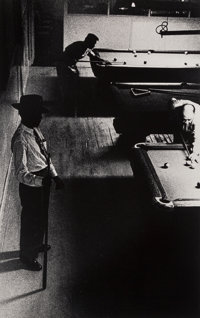 Ralph Gibson (American, b. 1939) Untitled, New York, 1961 Gelatin silver, printed later 17-3/4 x