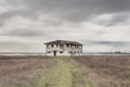 Photographs:Digital, Jessica Marksbury (American, 21st Century). Untitled from the Lost Places series, 2017. Digital pigment print. 13-7/...