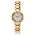 Estate Jewelry:Watches, Ebel Lady's Gold Beluga Watch. ...