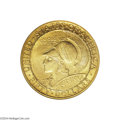 Commemorative Gold: , 1915-S $50 Panama-Pacific 50 Dollar Round MS64 NGC....