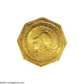 Commemorative Gold: , 1915-S $50 Panama-Pacific 50 Dollar Octagonal MS62 PCGS....