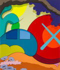 Prints & Multiples:Print, KAWS (American, b. 1974). You Should Know I Know, 2015. Screenprint in colors on Wove paper. 37-1/4 x 32 inches (94.6 x ...