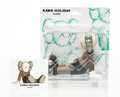 Collectible:Contemporary, KAWS (American, b. 1974). Holiday: Taipei (Brown), 2019. Painted cast vinyl. 5-1/2 x 7 x 5-1/2 inches (14 x 17.8 x 14 cm...