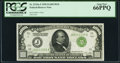 Fr. 2210-J $1,000 1928 Federal Reserve Note. PCGS Gem New 66PPQ