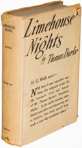 Books:Mystery & Detective Fiction, Thomas Burke. Limehouse Nights. New York: 1917. First U. S. edition, with TLS....